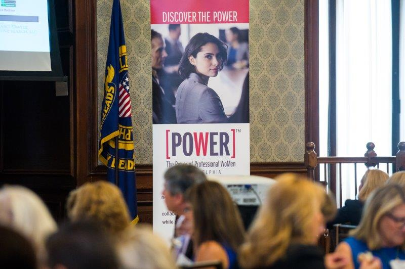 POWER Inaugural Event Photos at the Union League – September 15, 2016