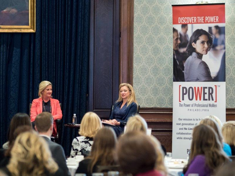 POWER Event Photos at the Union League – October 11, 2016