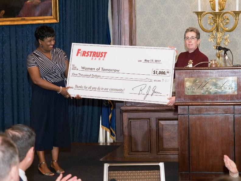 Women of Tomorrow Greater Philadelphia Honored